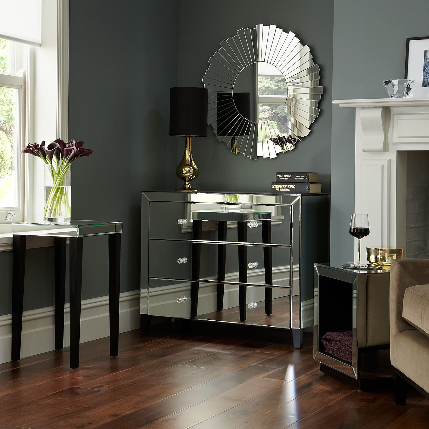 mirrored-chest-of-drawers-with-wooden-floor-and-fireplace-and-grey-wall-for-home-interior-design-ideas-metal-chest-of-drawers-mirrored-chest-of-drawers-white-dresser-ikea-ikea-clothes-storage-corner-d