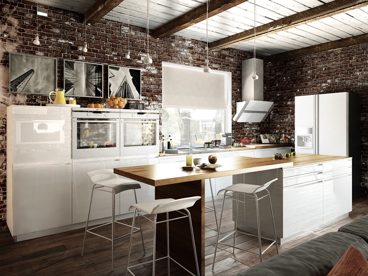 open-loft-kitchen