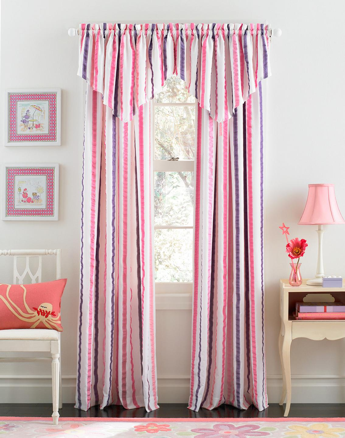 pink-and-white-striped-curtains