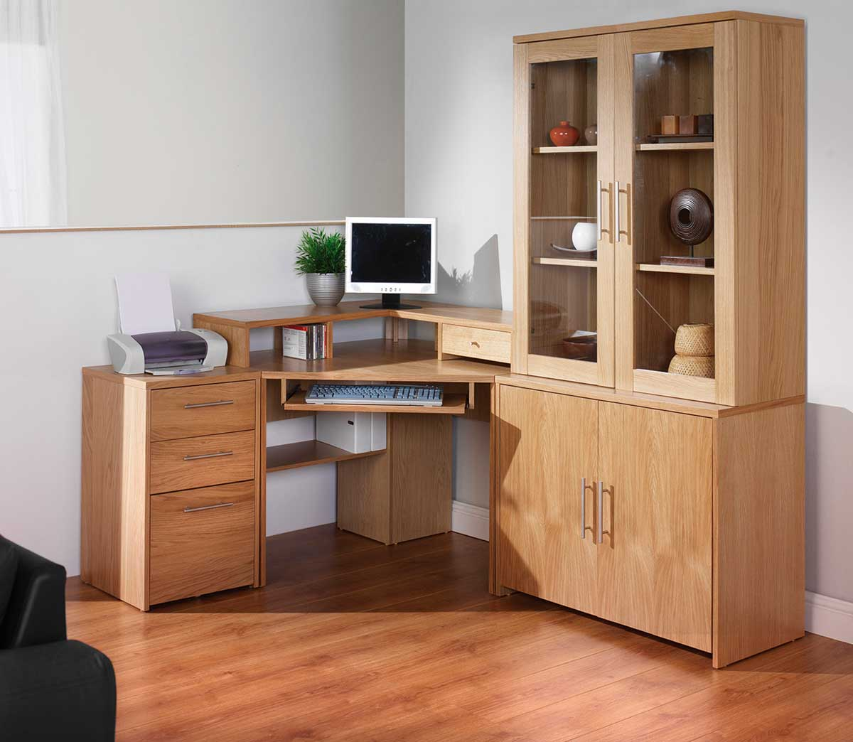 solid-wood-office-corner-desks-with-storage