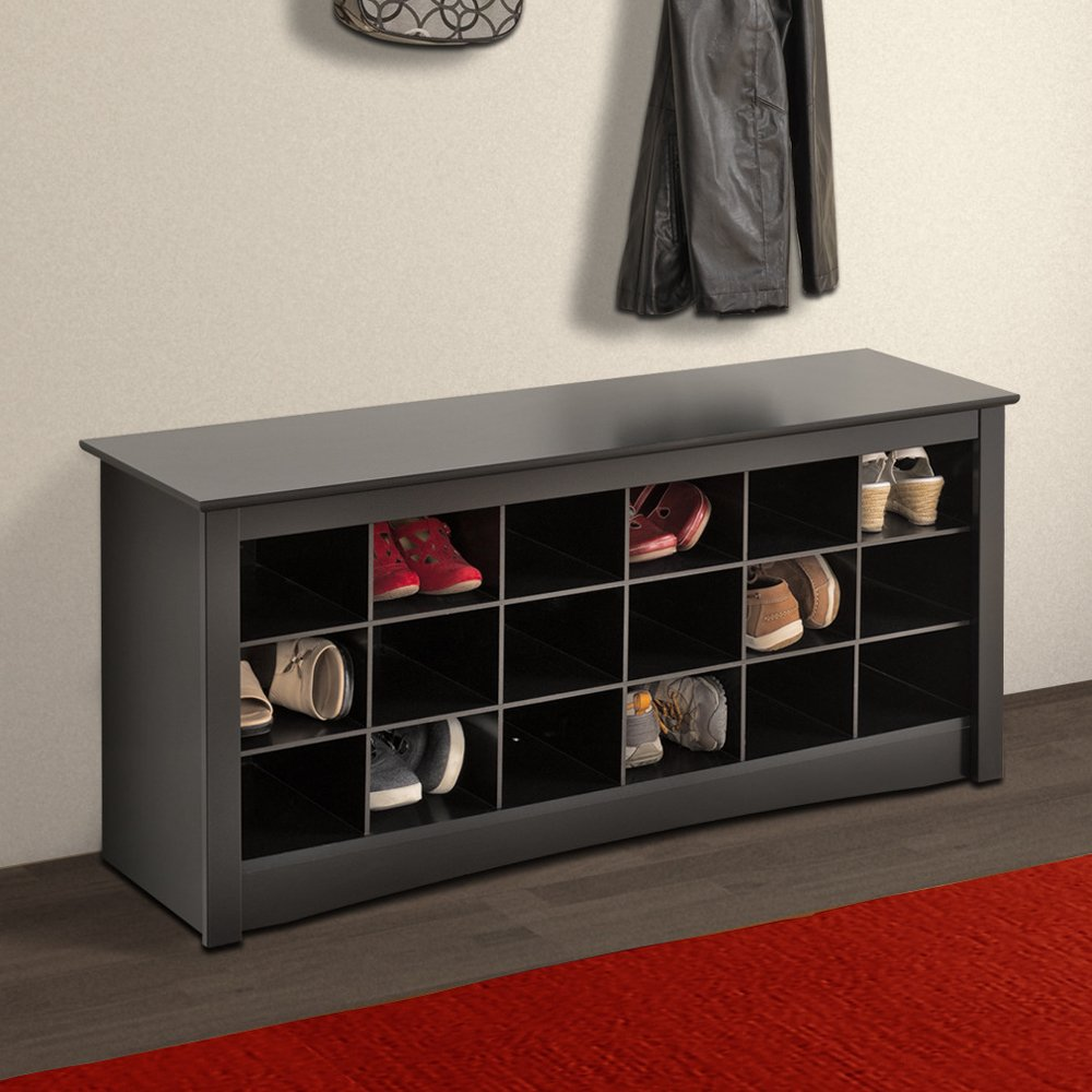 wood-entryway-bench-with-shoe-storage