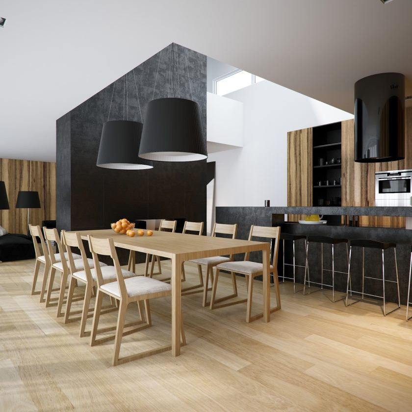 2-black-white-pine-kitchen-dining-room-suite