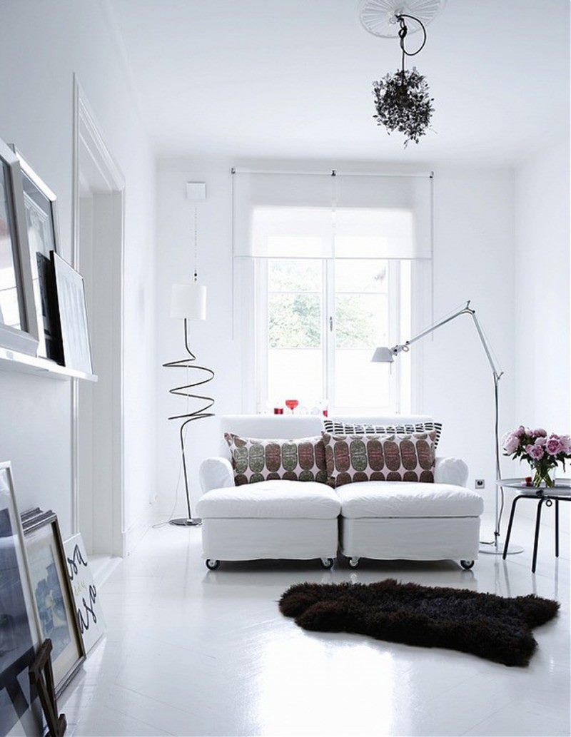 black-and-white-themes-contemporary-interior-design