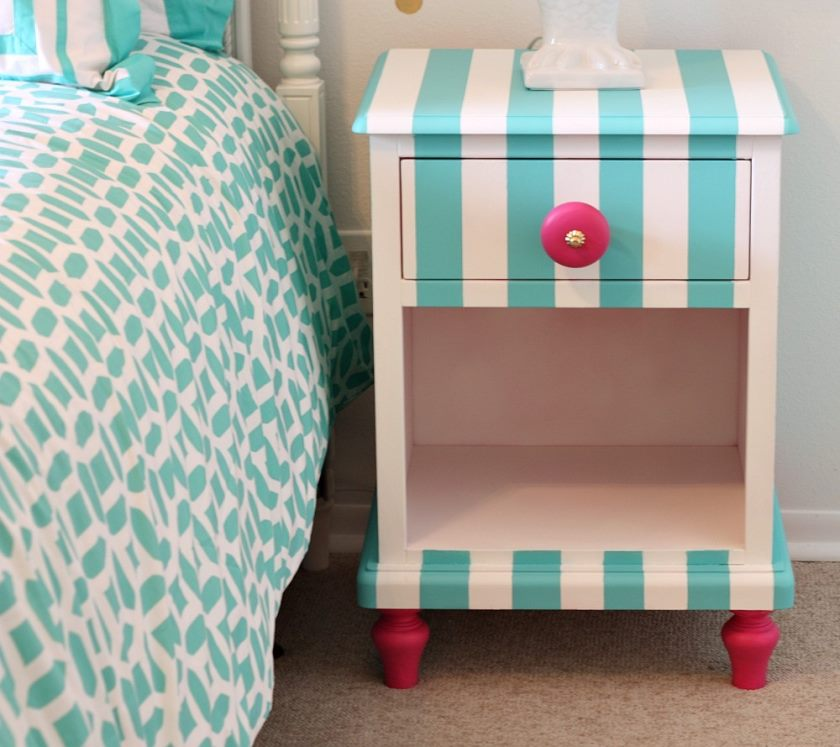 tutorial-for-creatively-painting-childrens-furniture-nightstand-painted-with-velvet-finishes-paint-the-creativity-exchange