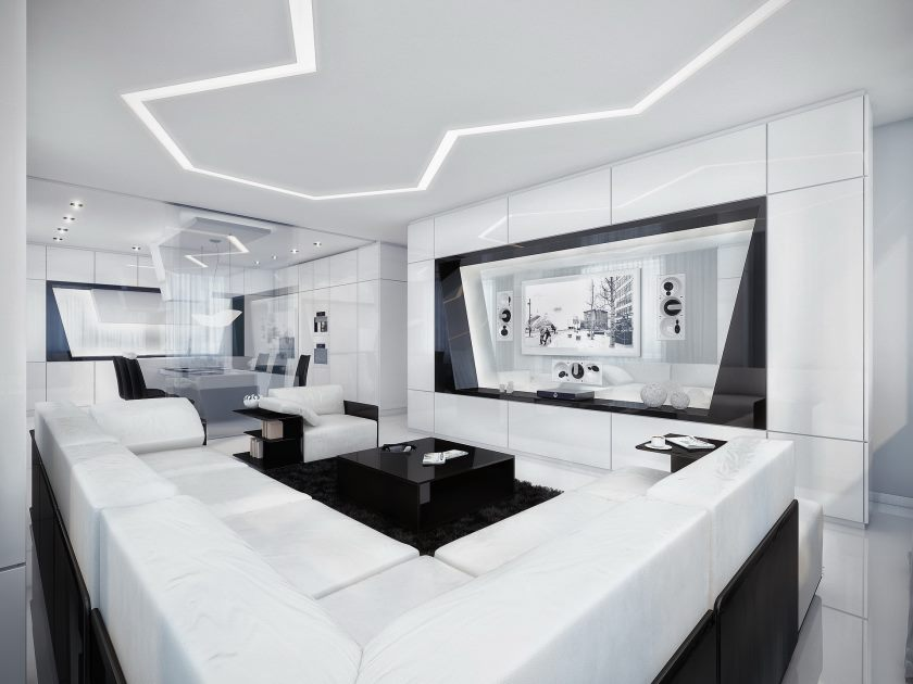 black-and-white-interior-design-from-living-room-to-kitchen-and-backyard-lanscaping-ideas-7