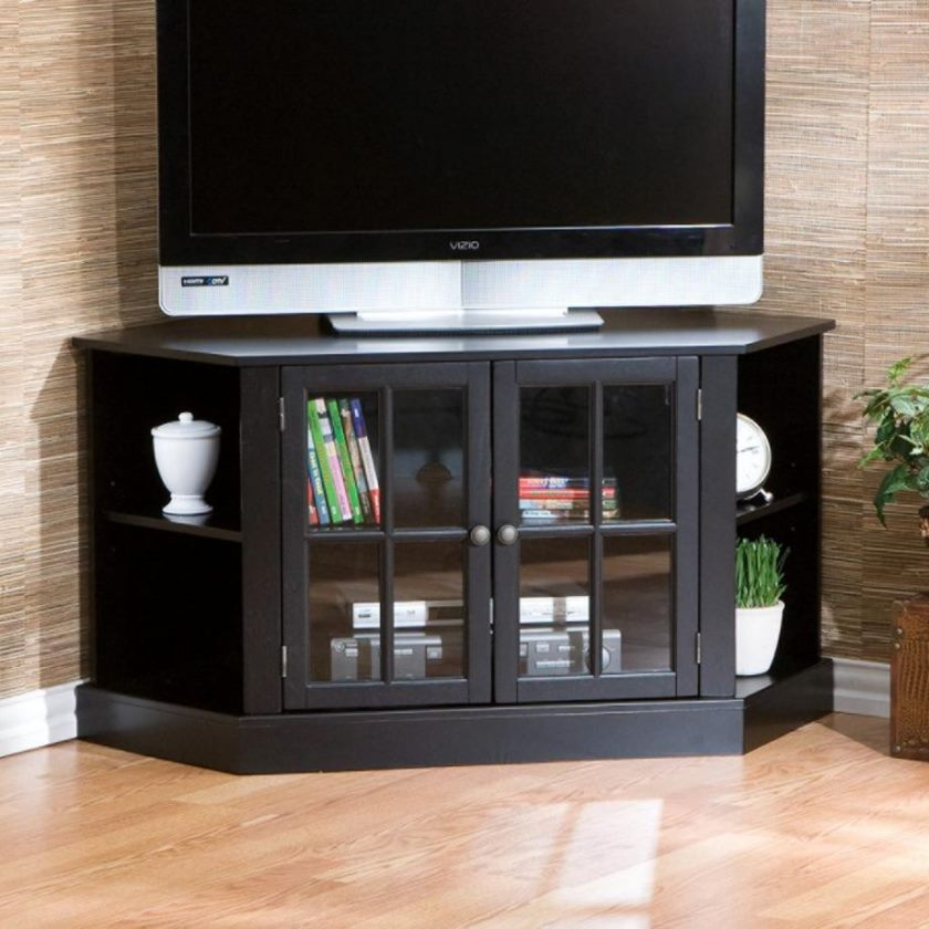 corner tv stand with mount for 55 inch tv