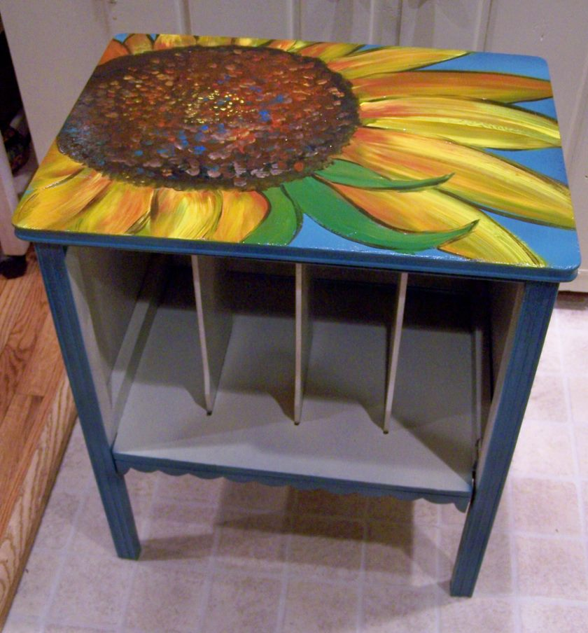 furniture-sunflower-cabinet