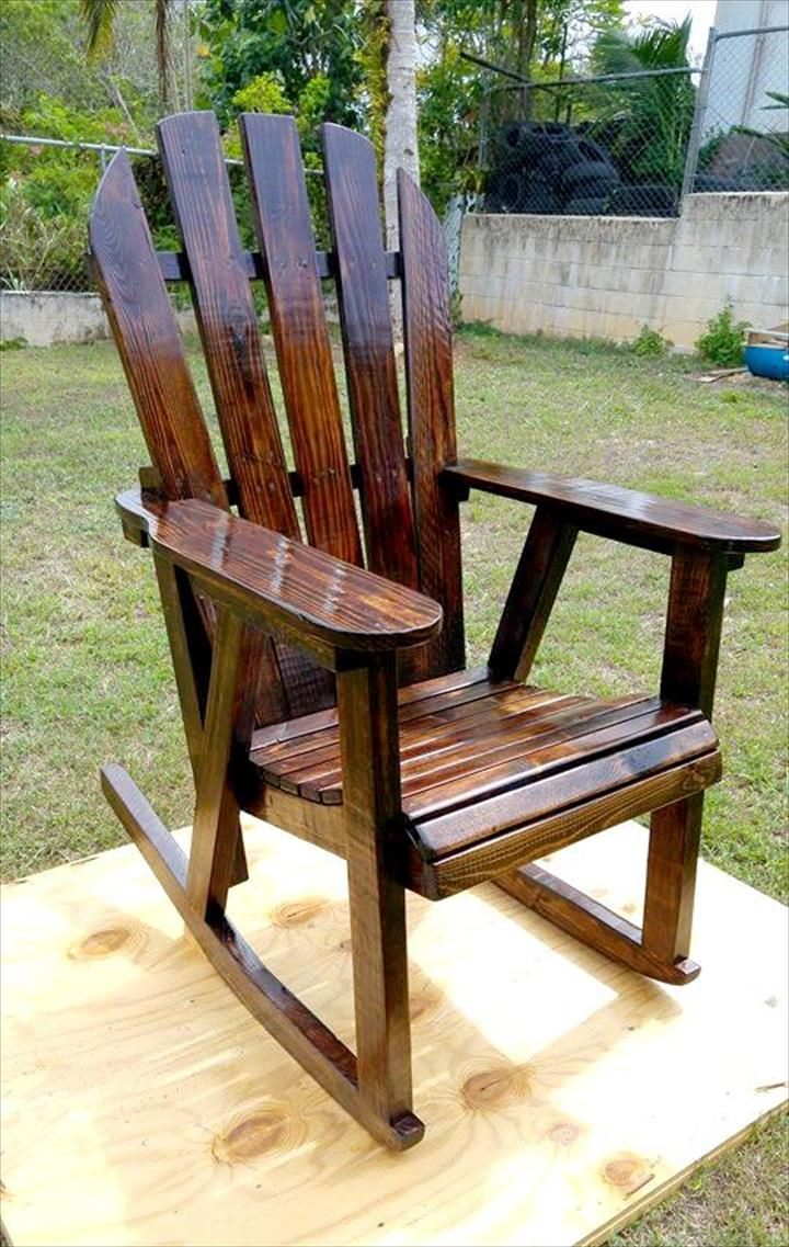 pallet-rocking-chair