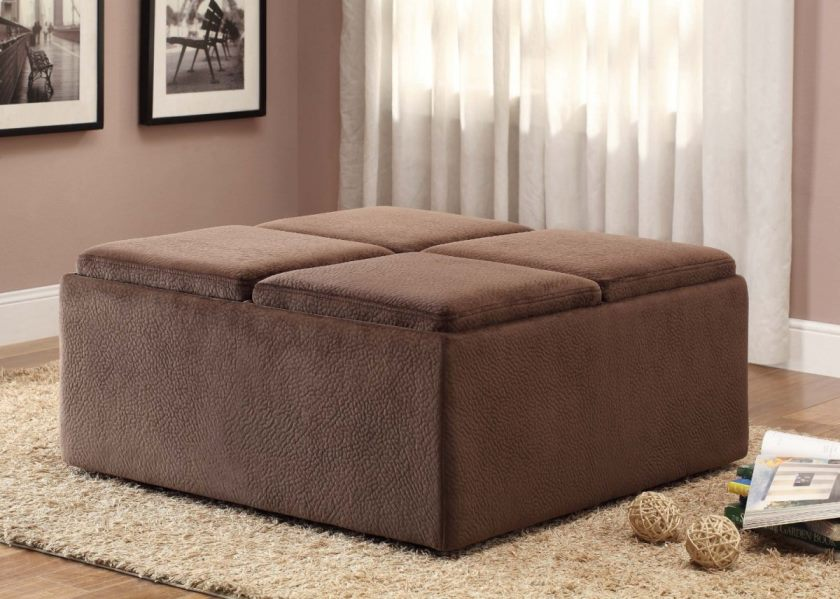 DIY TUFTED OTTOMAN RECTANGULAR SHAPE DANIELLE B  ALO