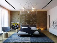 Современный дизайн спальни — 35 фото лучших идей оформления интерьера в спальне