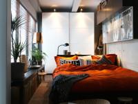 Маленькая спальня — лучшие идеи для маленькой спальни 2020 года (110 фото)