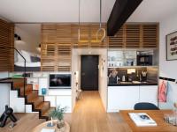 Квартира студия — 70 фото идей как совместить два интерьера