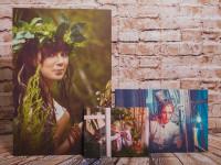 Картины и фото на холсте
