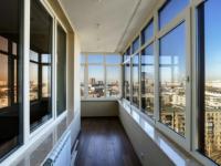Виды панорамного остекления балконов и лоджий