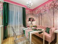 Фотообои в дизайне интерьера квартиры: варианты применения (70+ фото)
