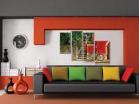Картины и постеры от ИКЕА в интерьере (100 фото)