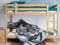 Лучшие модели двухъярусных кроватей для детей из ИКЕА 2020 года (100 фото)