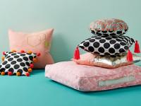 Декоративные подушки своими руками: схемы и выкройки