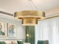 Какое освещение выбрать в современную гостиную: примеры потолочного и декоративного освещения (70+ фото)