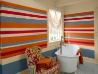Идеи, чем и как покрасить стены в ванной комнате своими руками