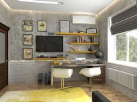 Идеи дизайна комнаты для мальчика подростка 14-17 лет
