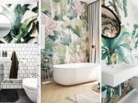 Отделка и дизайн ванной комнаты панелями ПВХ