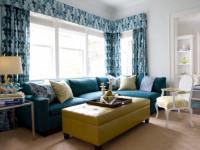 Красивые шторы с ламбрекенами для гостиной, спальни или кухни