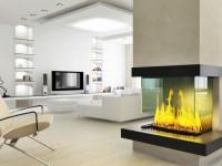 Идеи дизайна интерьера квартиры в стиле hi-tech (60+ фото)
