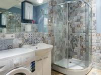 Идеи дизайна совмещенного туалета с ванной комнатой в хрущевке