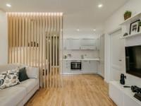 Идеи дизайна кухни гостиной 20-21 кв.м (60+ фото)