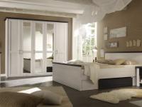 Белая мебель для спальни: новинки дизайна и сочетания в интерьере