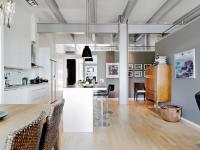Современный дизайн квартиры-студии в светлых тонах (60+ фото)