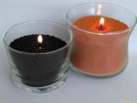 Насыпные свечи в гранулах