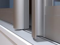 Особенности профиля-ручки двери шкафа-купе