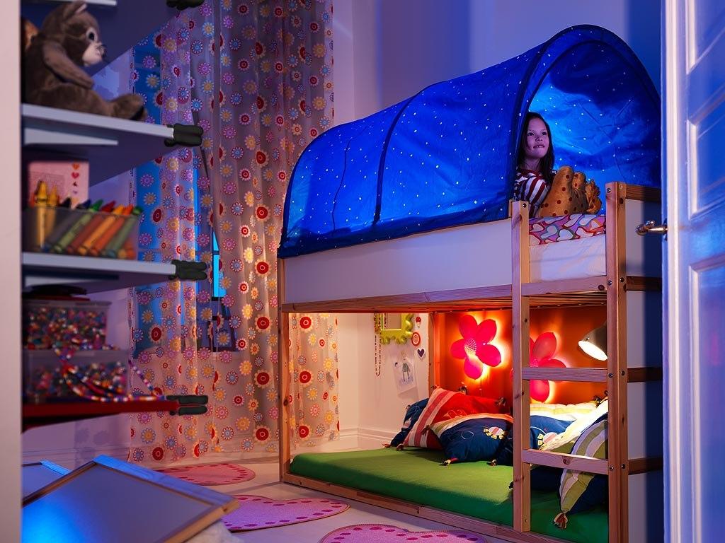 детская комната дизайн икеа 7