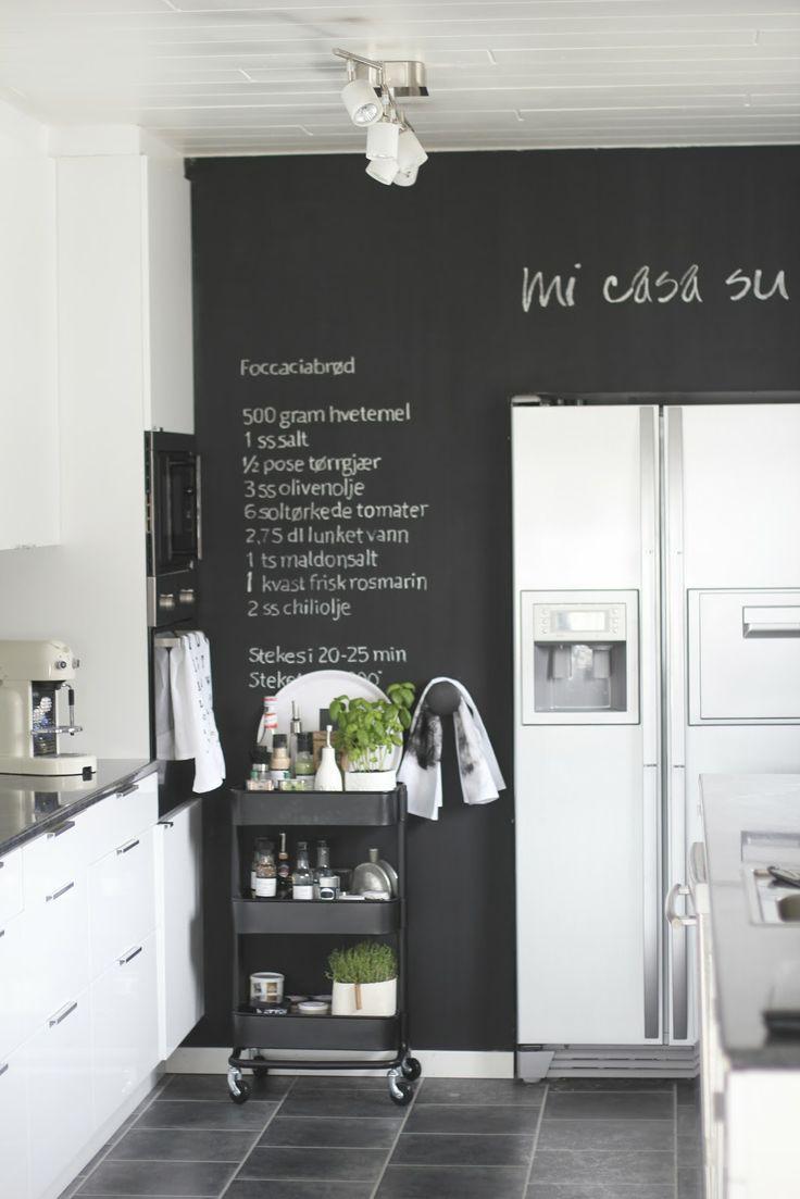 New Idee Deco Mur De Cuisine