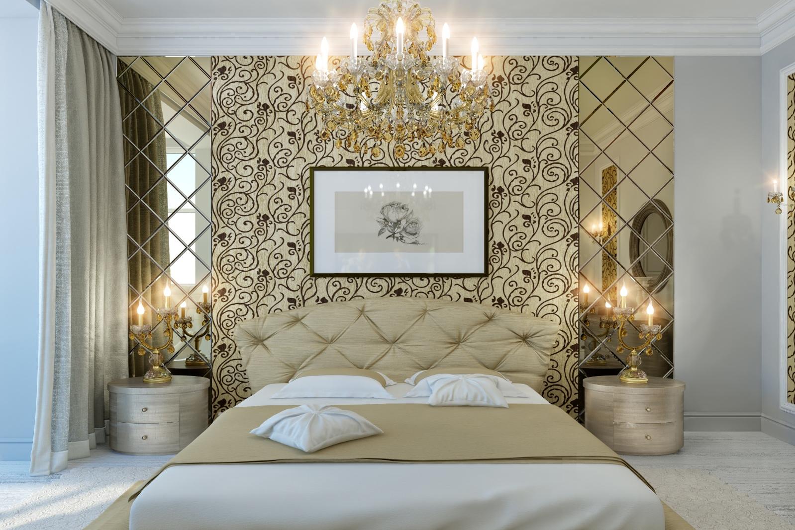 зеркальная спальня фото жареную утку луком