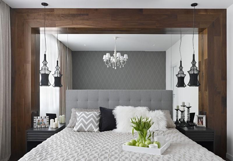 дизайн спальной комнаты фото 2019 современные идеи 5