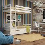двухъярусная кровать икеа в детскую фото
