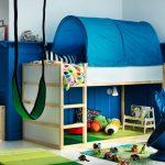 детская кровать кюра фото