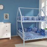 кровать двухъярусная в детскую фото