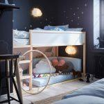 фото кюра детсая кровать икеа