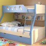 икеа кровать детская двухъярусная