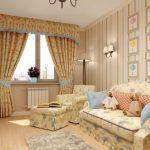 современная гостиная в светлых тонах дизайн